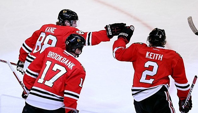 What is the Chicago Blackhawks' secret to success?