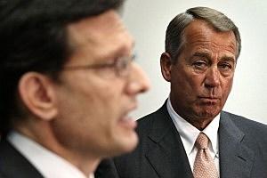 Speaker of the House Rep. John Boehner (R-OH)