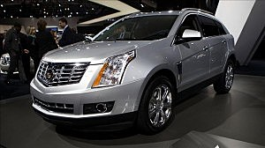 gm recalling cadillac suvs to tighten wheels. Black Bedroom Furniture Sets. Home Design Ideas