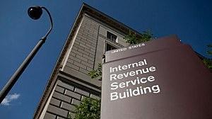 IRS building in Washington