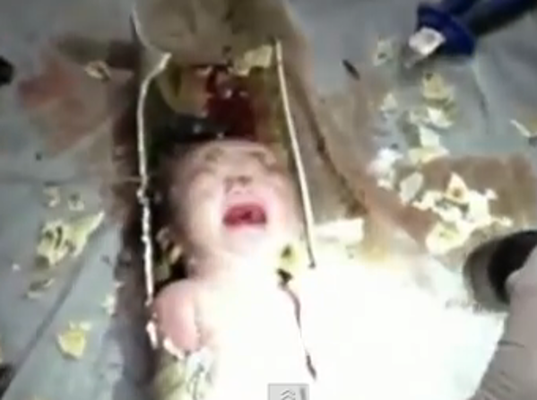Mother Of Chinese Baby Found In Toilet Pipe Says She Wants