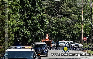 Jackson Police investigate gunshots in the Georgian Avenue neighborhood