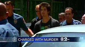 Caleb McGillivary arrives at Union County Jail