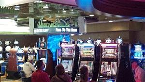 Casino outside Margarittaville in Atlantic City