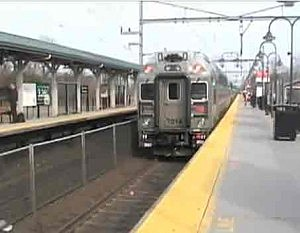 NJ Transit's Matawan station