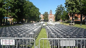 Morehouse College prepares for commencement
