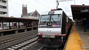 NJ Transit's New Brunswick station