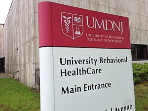 University Behavioral HealthCare at UMDNJ