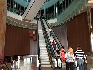 Revel escalator
