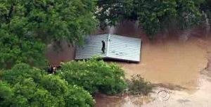 Flooding in San Antonio