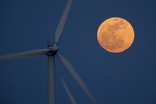 Look for the Supermoon this weekend June 22-23