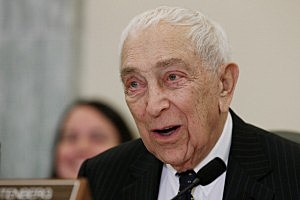 U.S. Senator Frank Lautenberg