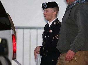 Pfc. Bradley E. Manning
