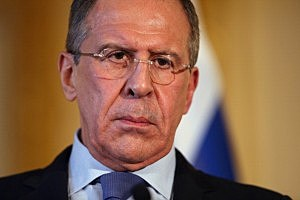 Foreign Minister of the Russian Federation, Sergey Lavrov