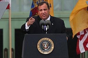 NJ Gov. Chris Christie (Getty Images)