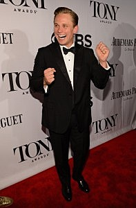 Billy Magnussen attends The 67th Annual Tony Awards at Radio City Music Hall