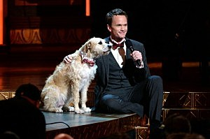 Host Neil Patrick Harris performs onstage at The 67th