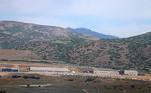 A new National Security Agency (NSA) data center in Bluffdale, Utah