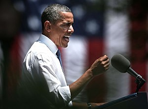 Obama Gives Major Speech On Climate Change And Pollution