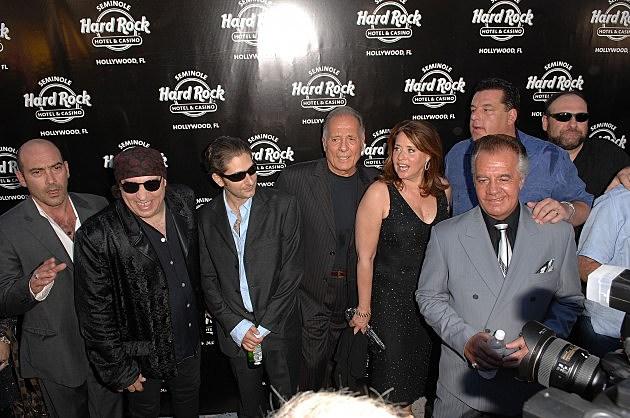 The Cast of the Sopranos Bicker over who was still close to Gandolfini