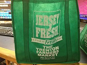 Jersey Fresh Produce from Trenton Farmers Market