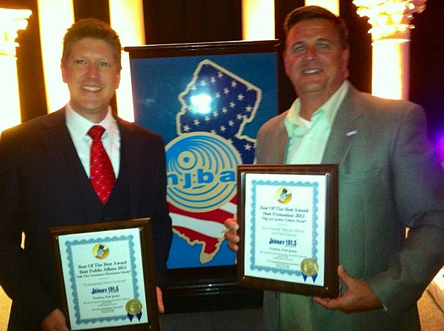 NJBA Eric and Ray Receive NJ Best Awards