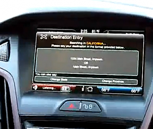 voice activated GPS (youtube)