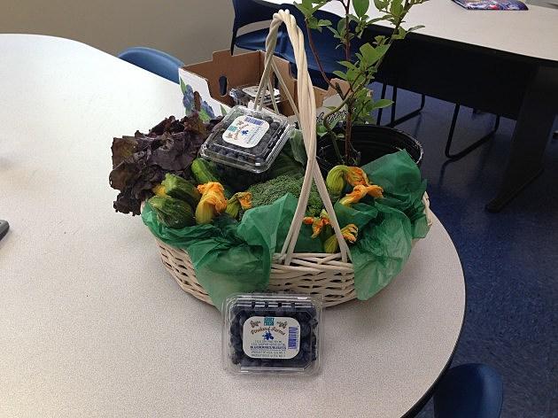 Trenton Farmers Market Gift Basket