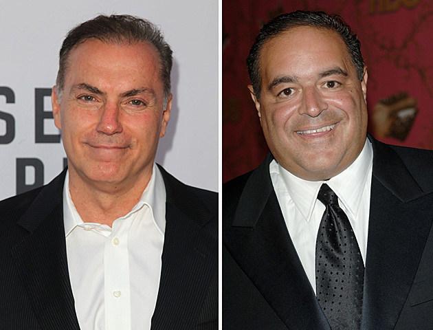 Steve Trevelise Interviews 2 cast members of the Sopranos