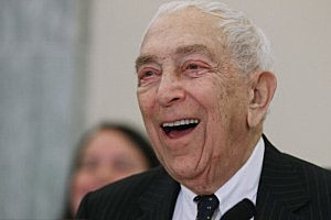 Senator Frank Lautenberg (D) (Chip Somodevilla/Getty Images)