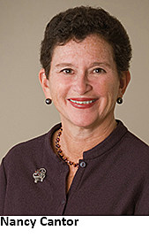 Incoming Rutgers Chancellor Nancy Cantor