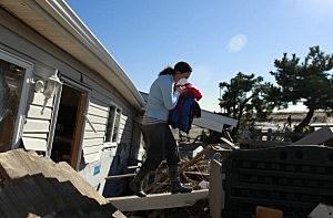Sandy Homeowners
