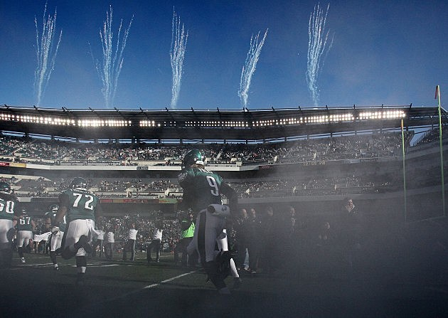 Philadelphia Eagles Unveil New Menus at Lincoln Financial Field