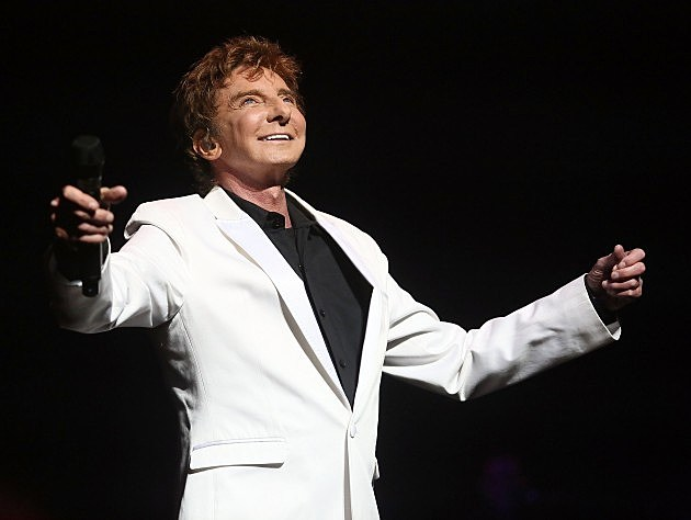 Dennis and Judi Interview Barry manilow on NJ1015