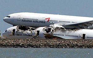 Investigation Continues Into Asiana Airlines Crash At San Francisco Airport