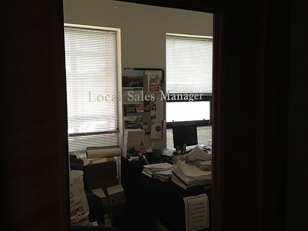 Joe Bradford's Office