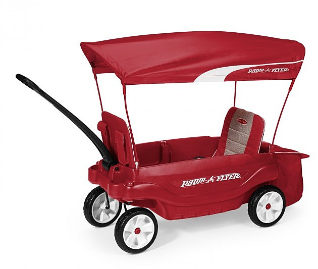 Radio Flyer The Little Red Wagon Photos