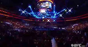 UFC 159 at the Prudential Center in Newark