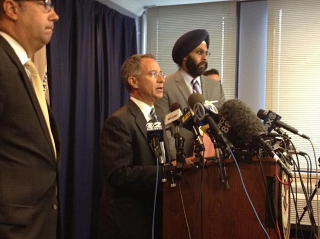 US Attorney for NJ Paul Fishman