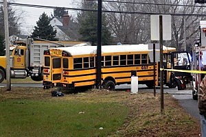 School involved in fatal  accident in Chesterfield in 2012
