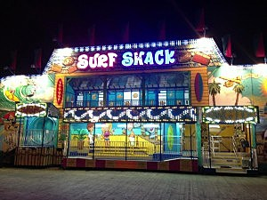 The Surf Shack at Casino Pier