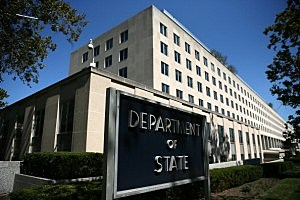 U.S. State Department in Washington DC