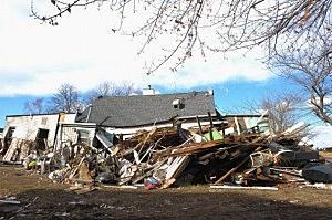 Hurricane Sandy Home
