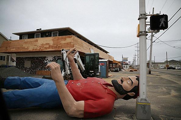 Superstorm Sandy business