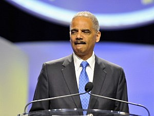 Attorney General Eric Holder Address NAACP Conference In Orlando