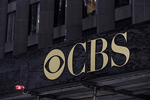 CBS headquarters in New York