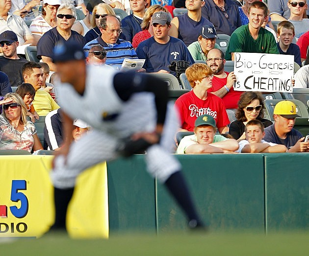 Fans Share Their Feelings about Alex Rodriguez at the Trenton Thunder Game