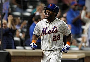 Eric Young, New York Mets