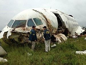 UPS jet crash in Alabama