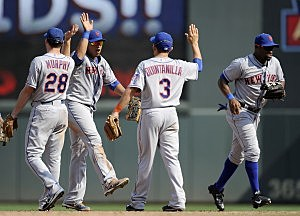 New York Mets v Minnesota Twins